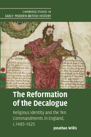 The Reformation of the Decalogue