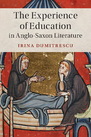 The Experience of Education in Anglo-Saxon Literature