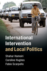 International Intervention and Local Politics