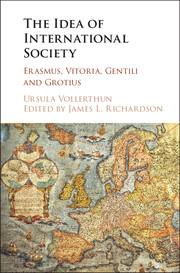 The Idea of International Society