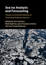 Sea Ice Analysis and Forecasting