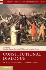 Cambridge Studies in Constitutional Law