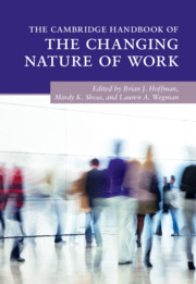The Cambridge Handbook of the Changing Nature of Work