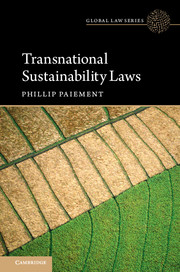 Transnational Sustainability Laws