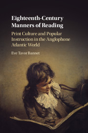 Eighteenth-Century Manners of Reading
