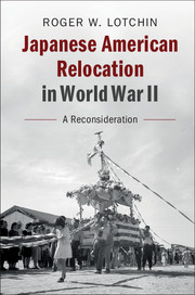 Japanese-American Relocation in World War II