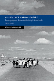 Mussolini's Nation-Empire