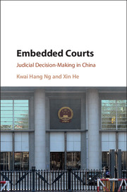 Judicial Decision-Making in China