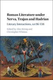 Roman Literature under Nerva, Trajan and Hadrian