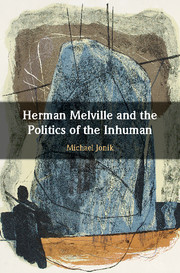 Herman Melville and the Politics of the Inhuman