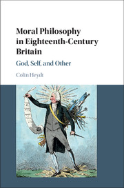 Moral Philosophy in Eighteenth-Century Britain