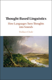 Thought-based Linguistics