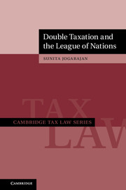 Cambridge Tax Law Series