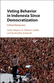 Voting Behavior in Indonesia since Democratization