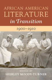 African American Literature in Transition