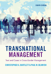 Transnational Management