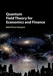Quantum Field Theory for Economics and Finance