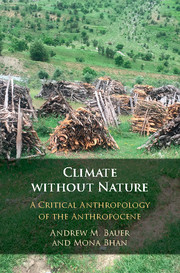 Climate without Nature