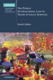 The Public International Law of Trade in Legal Services