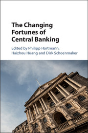 The Changing Fortunes of Central Banking