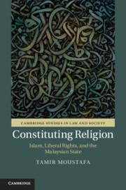 Constituting Religion