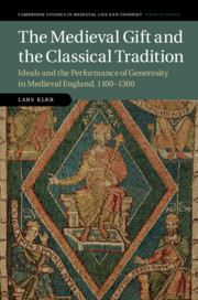 The Medieval Gift and the Classical Tradition