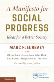 A Manifesto for Social Progress