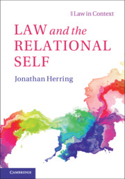 Law and the Relational Self