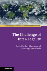 ASIL Studies in International Legal Theory