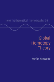 New Mathematical Monographs