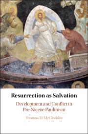 Resurrection as Salvation