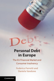 The Law and Economics of Personal Debt in Europe