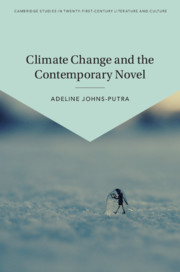 Climate Change and the Contemporary Novel
