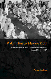 Making Peace, Making Riots