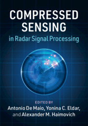Compressed Sensing in Radar Signal Processing