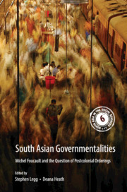 South Asian Governmentalities