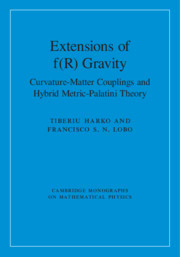 Extensions of f(R) Gravity
