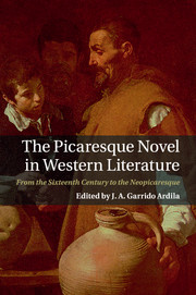 The Picaresque Novel in Western Literature