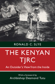 The Kenyan TJRC