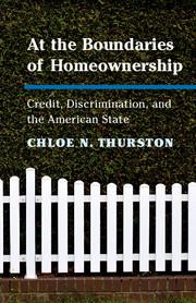 At the Boundaries of Homeownership