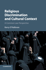 Religious Discrimination and Cultural Context