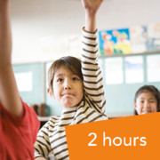 2-hour Online Teacher Development Courses Teaching Primary CLIL