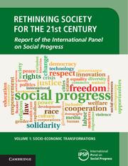 Rethinking Society for the 21st Century