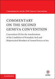 Commentaries on the 1949 Geneva Conventions
