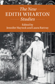 The New Edith Wharton Studies