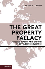 The Great Property Fallacy
