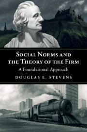 Social Norms and the Theory of the Firm