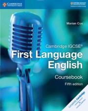 cambridge igcse first language english cambridge igcse first