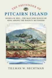 The Pretender of Pitcairn Island