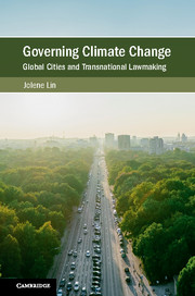 Cambridge Studies on Environment, Energy and Natural Resources Governance